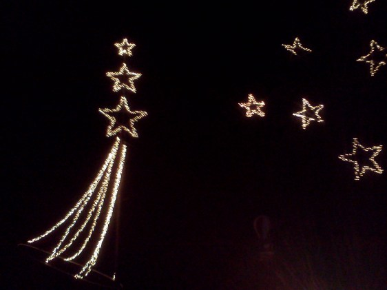 """A Star to Follow""Photograph Maleko ©2012"