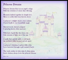 """Princess Dreams"" http://wp.me/p2FEx8-gW"