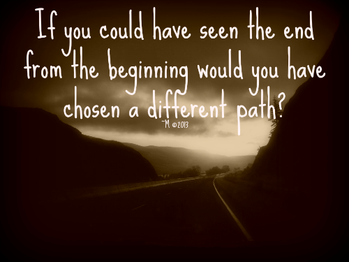 A Different Path