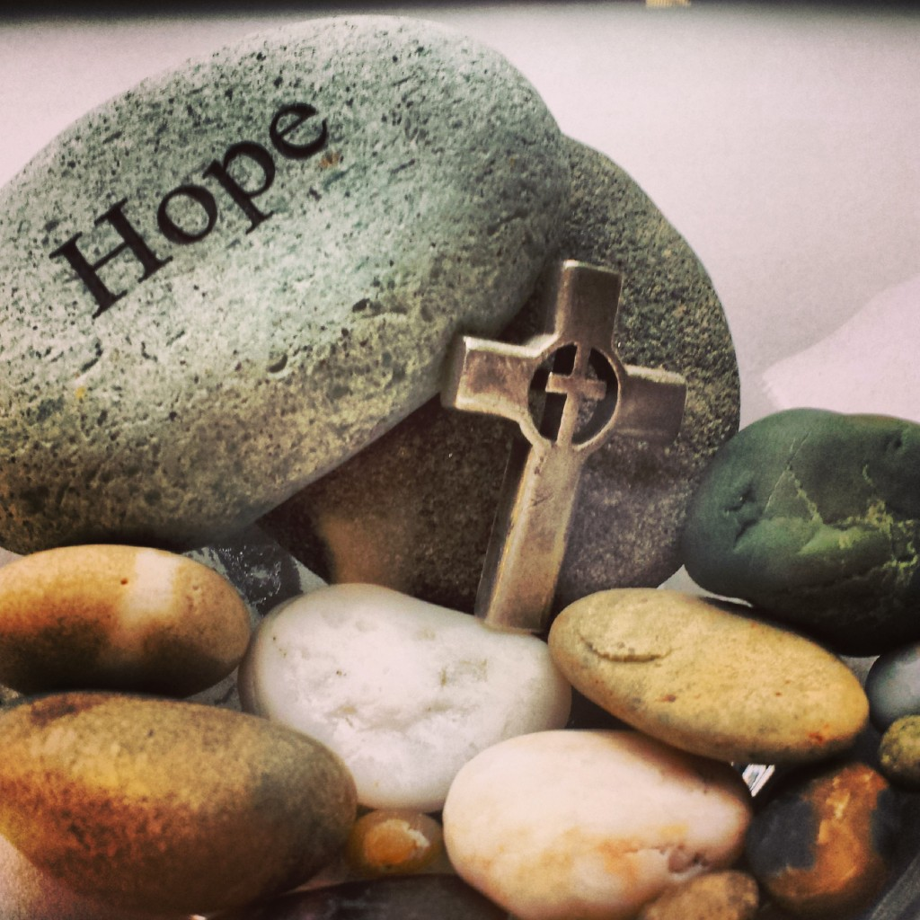 """Hold onto Hope""  Photograph - Mark Schutter 2014"