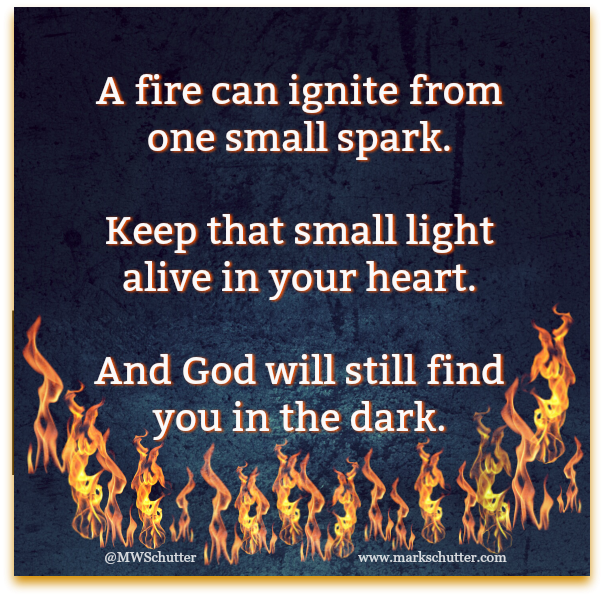 One Small Spark